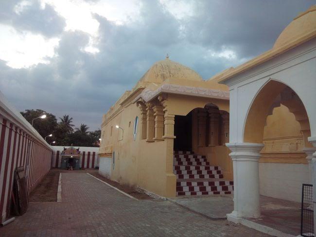 Sri Appakudathan Perumal Temple Outer Prakaram