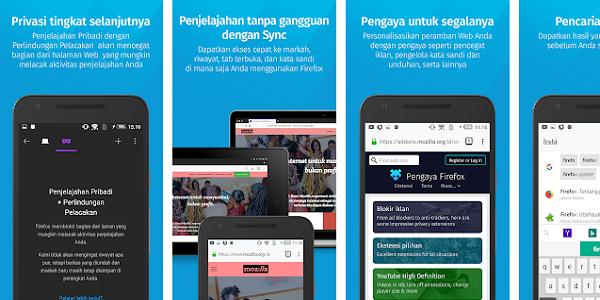 Aplikasi Firefox