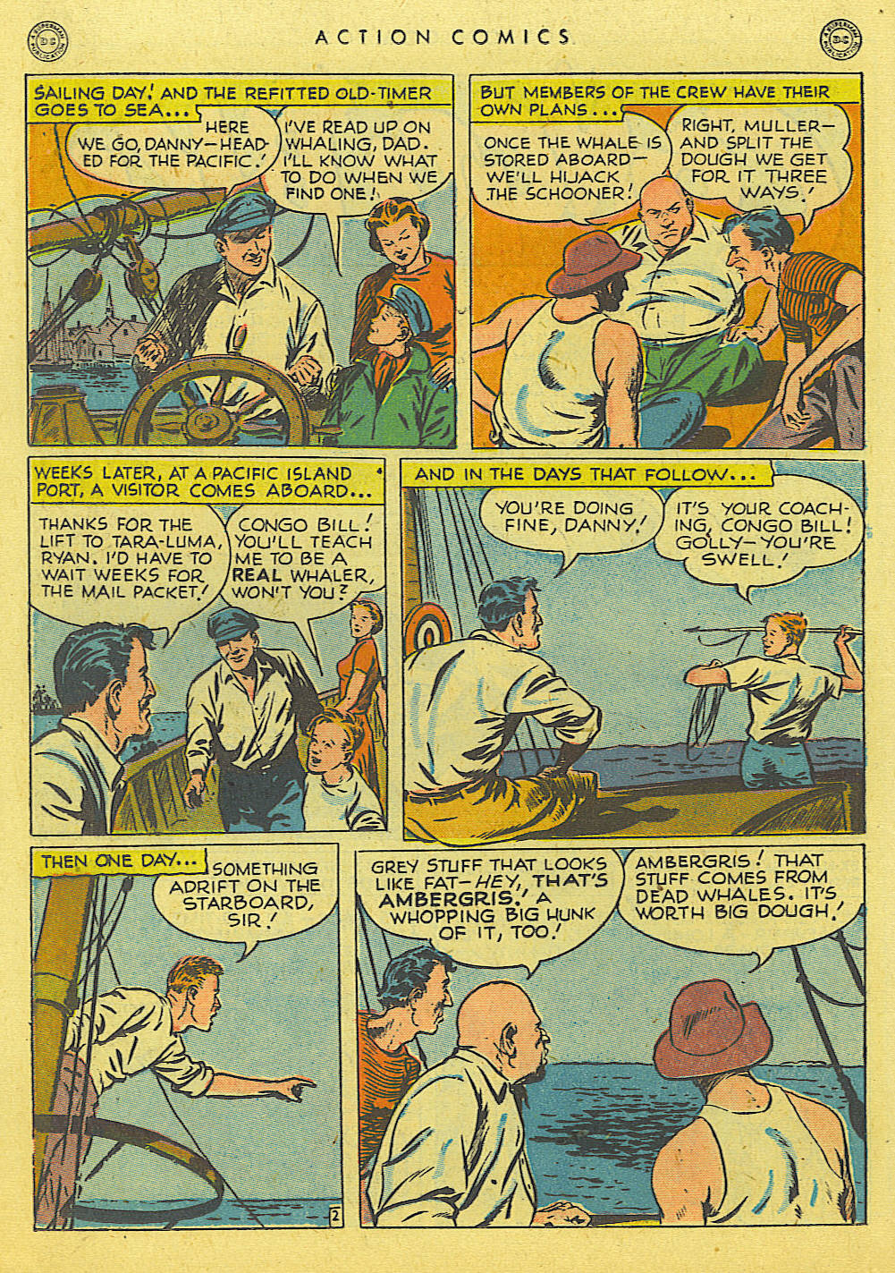 Read online Action Comics (1938) comic -  Issue #114 - 18