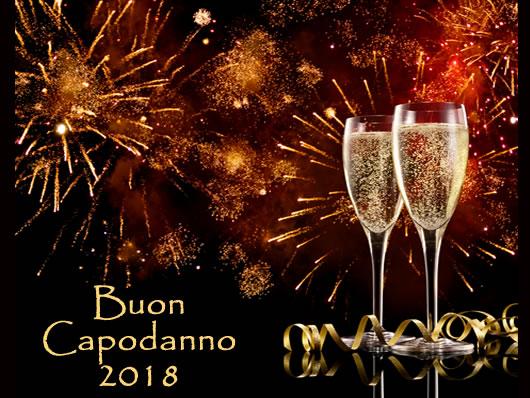 buon anno capodanno 2018