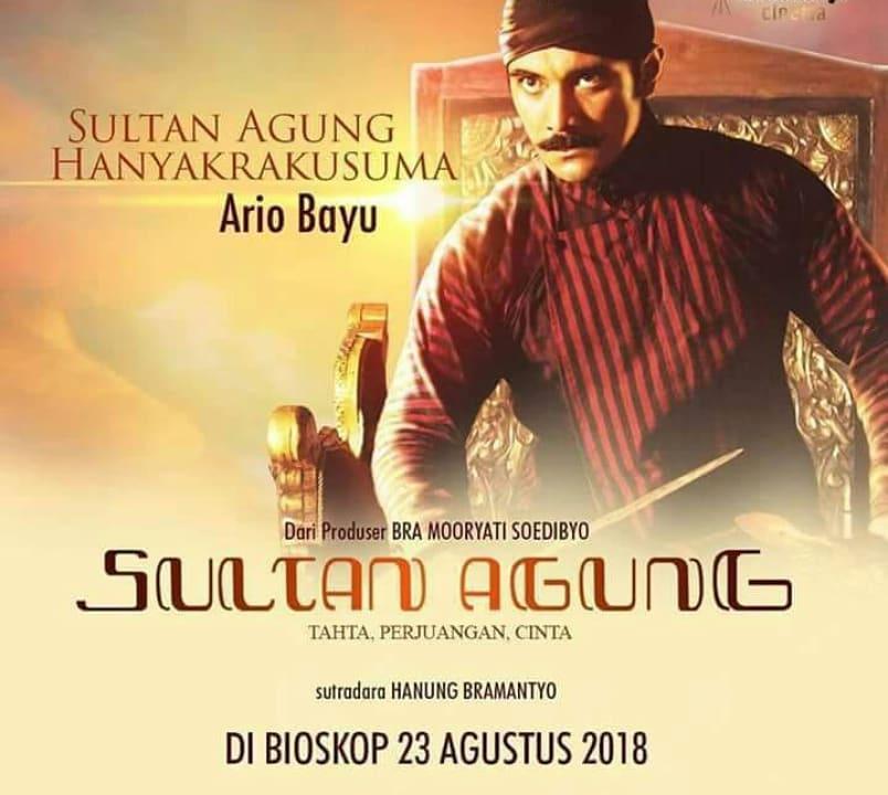 Keterlibatan Sejarawan PKS di Film Sultan Agung Garapan Hanung
