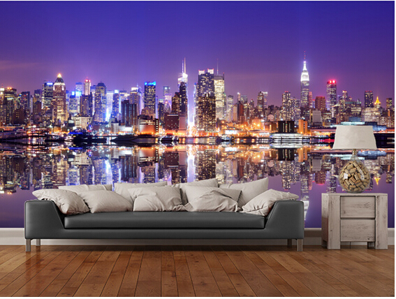 Picture Wallpaper for Walls New York Wall Mural