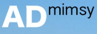 ADmimsy موقع لكسب المال مع شرح كامل