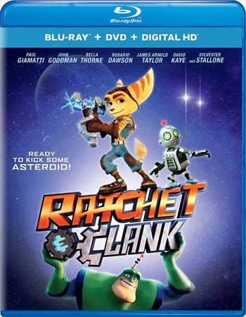 Ratchet and Clank 2016 English Bluray Download