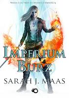 "Sarah J. Maas - ""Imperium burz"""