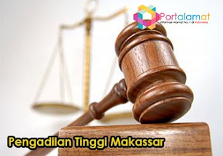 Alamat Pengadilan Tinggi Makassar