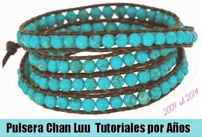 Como hacer una Pulsera de Perlas con Cuero Chan Luu
