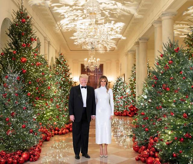 Президент Дональд Трамп та перша леді Меланія Трамп