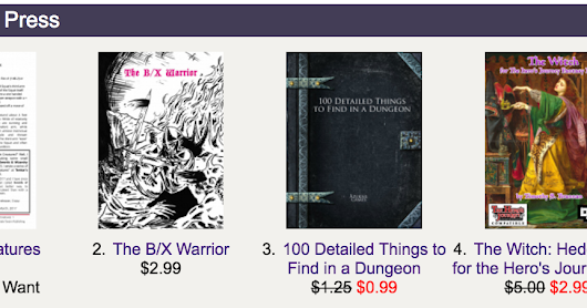 We're Number 1 - Hottest Small Press (43rd Hottest Overall ;) - Pocket Creatures Volume 1
