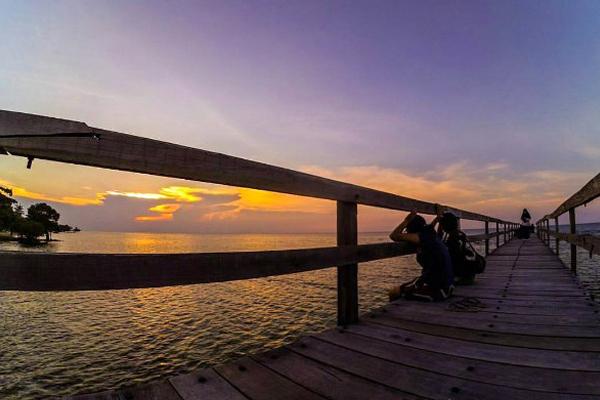 Wisata Pulau Tunda Banten
