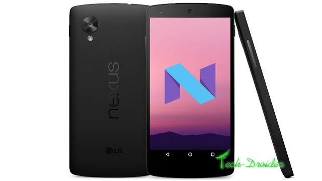 LG Nexus 5 will get Android N or Not ? Find out Here !