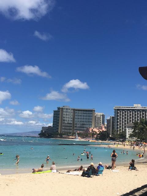 Oahu, Hawaii, Waikikibeach, travel, travelblogger, fashionblogger
