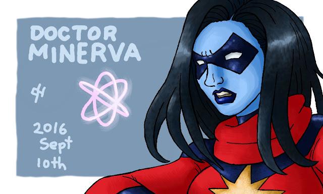Marvel, Doctor Minerva