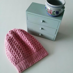 Haakpatroon V-Stitch Beany