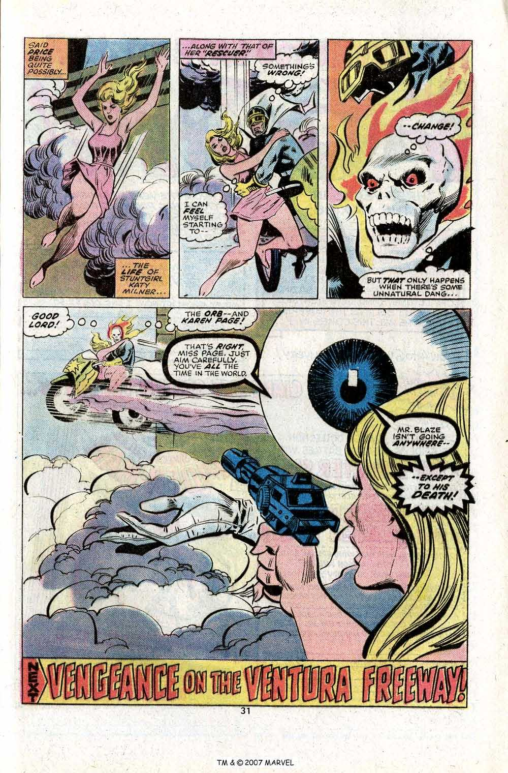 Ghost Rider (1973) Issue #14 #14 - English 33