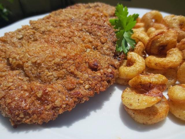 Rebozado sano y crujiente, hornear y freír cocina tradicional ana Sevilla