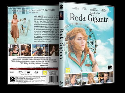 Capa DVD Roda Gigante [Custom]