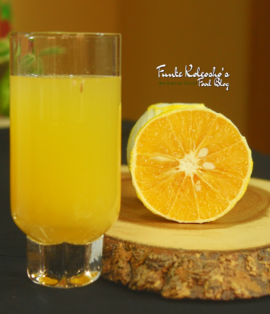 Food News - The OJ (Orange Juice) Health Trap