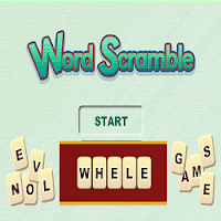 Word Scramble (Fun Educational English Game)
