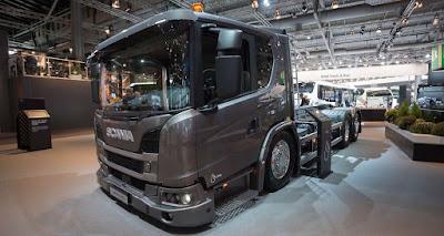 No Traton Group, Scania Brasil segue premium e exportadora
