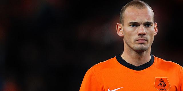 SBOBETASIA - Sneijder Buta Soal Masa Depannya