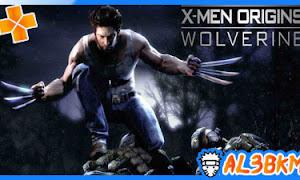 تحميل لعبة اكس مان X-Men Origins Wolverine psp لمحاكي ppsspp