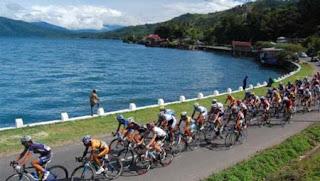 Tour De Singkarak, Sumbar