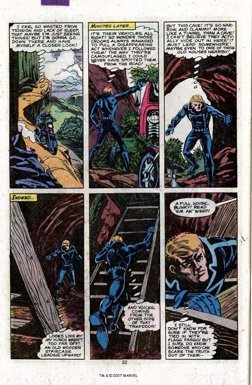 Ghost Rider (1973) Issue #46 #46 - English 24