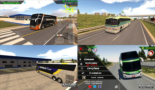Bus Simulator Android