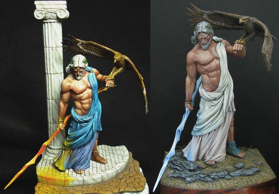 Zeus, Deus Supremo dos Antigos Gregos
