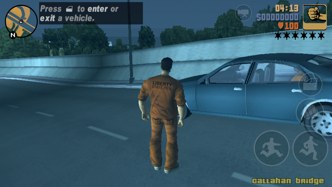 Gta 3 Lite 90 Mb Android Offline Inside Game