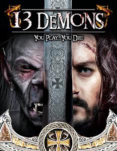 13 Demons Poster