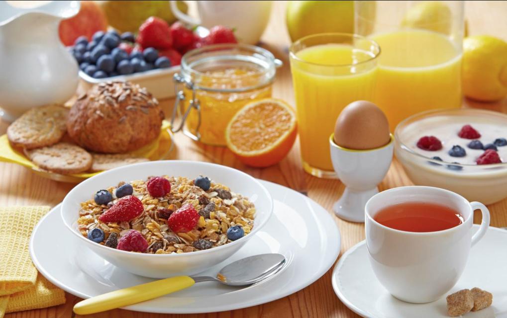 tip kurus healthy breakfast