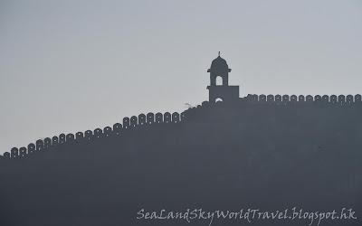 琥珀堡 Amber Fort