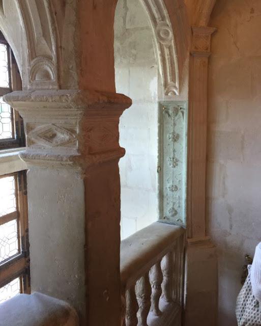  Chenonceau Chateau The Interior