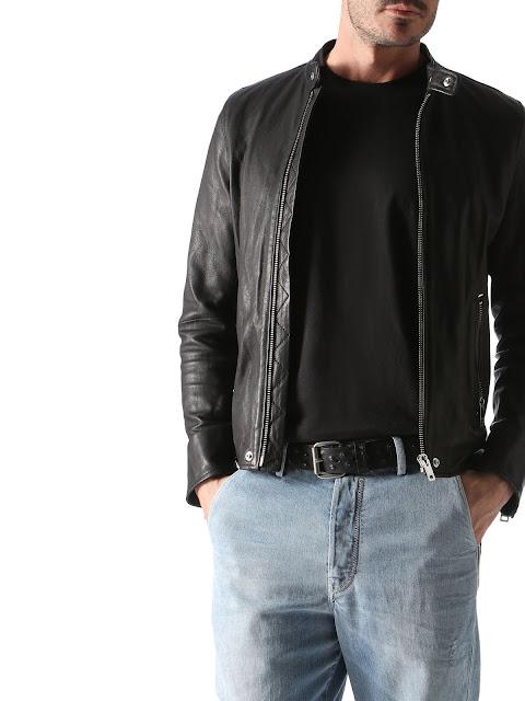 Thắt lưng Diesel nam và những điều cần biết