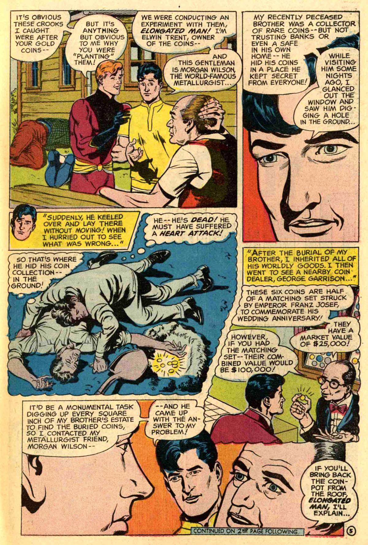 Detective Comics (1937) 380 Page 25