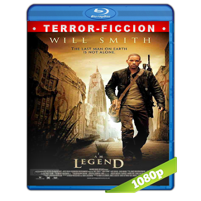 Soy Leyenda (2007) BRRip Full 1080p Audio Trial Latino-Castellano-Ingles 5.1
