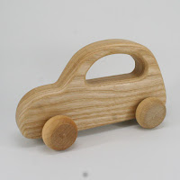 Baby Wooden Car LBC31, Lotes Toys