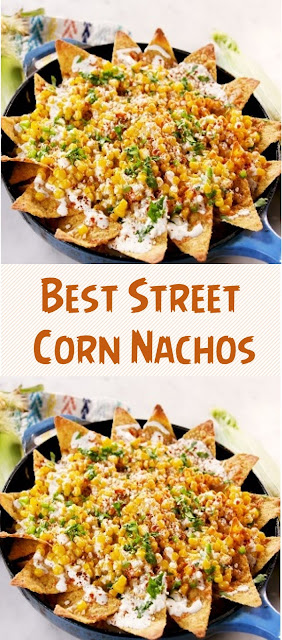 Best Mexican Street Corn Nachos
