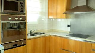apartamento en venta calle doctor fleming benicasim cocina