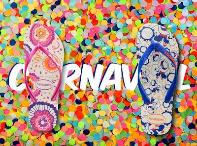 havaianas carnaval