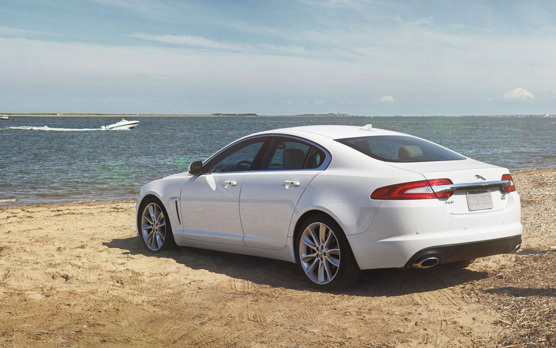 Most Wanted Cars: Jaguar XF 2013