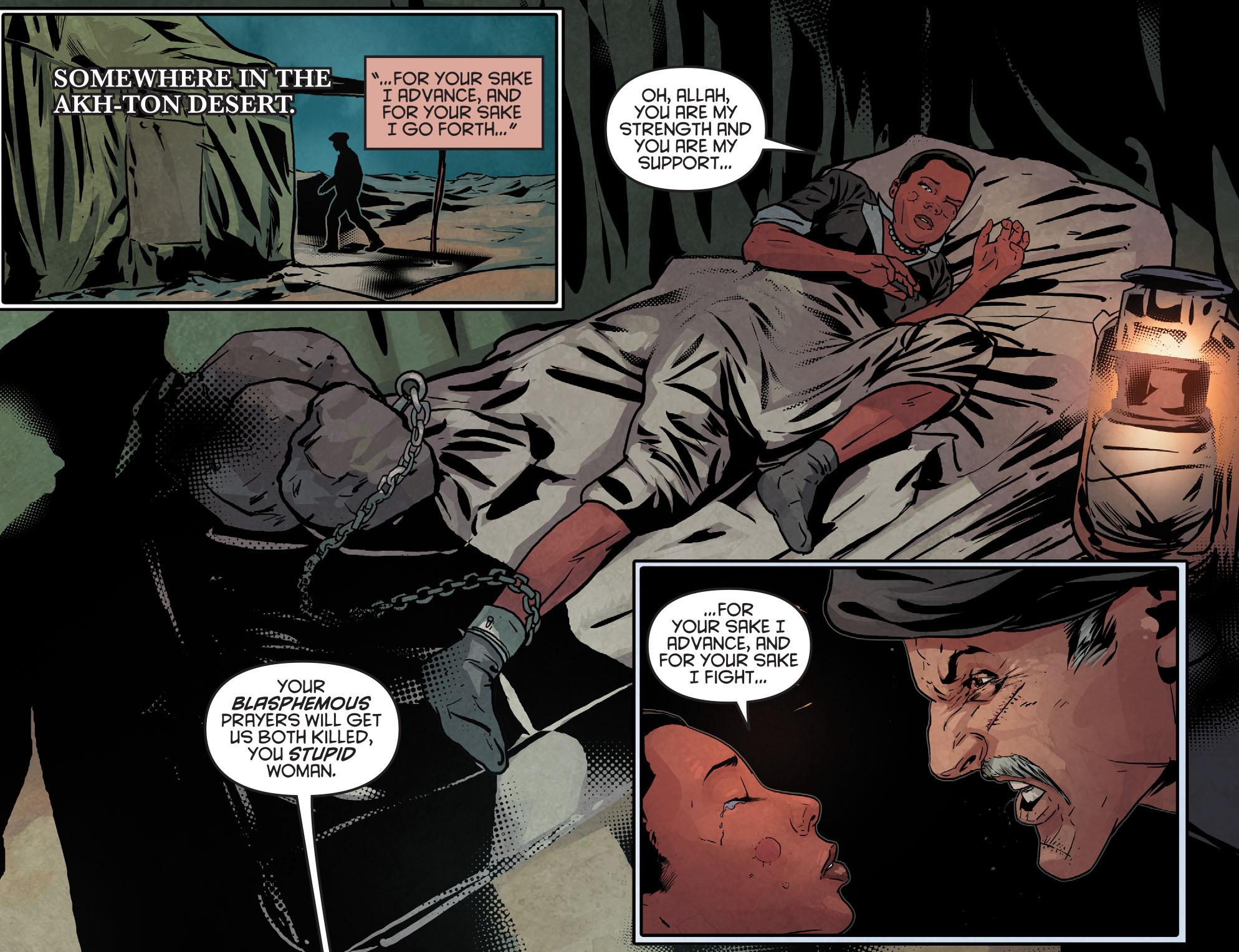 Read online Arrow: Season 2.5 [I] comic -  Issue #11 - 9