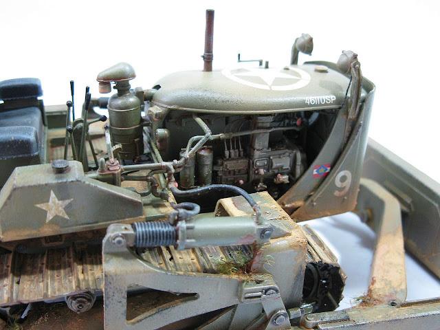 Panzerserra Bunker- Military Scale Models in 1/35 scale: Caterpillar