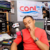 Gist : OAP Daddy Freeze Unveils logo for his new online church.(PHOTO)