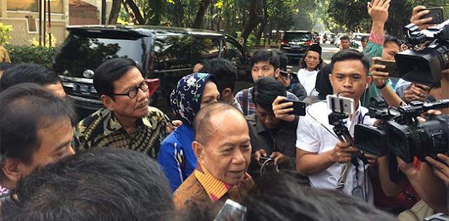 Datang Ke Kediaman Prabowo Bukti SBY Serius Jajaki Koalisi