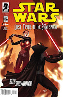 Star Wars: Lost Tribe of the Sith #5 Cover