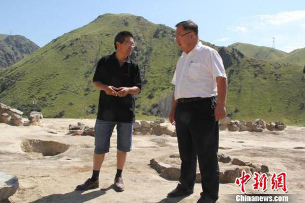 3,000-year-old iron smelting site discovered in Xinjiang