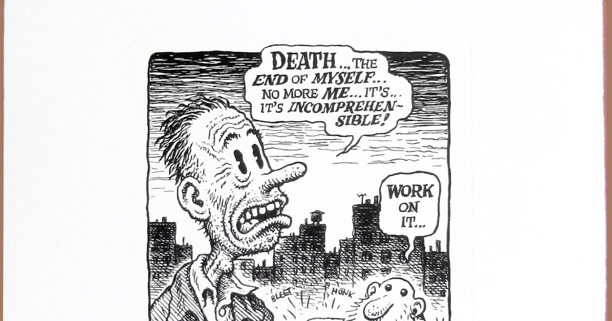 Crumb Newsletter: The release of Crumb's Work On It
